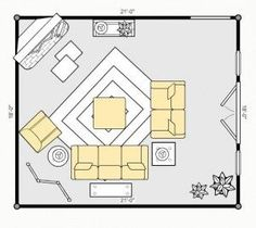 find this pin and more on eek family room - Living Room Floor Plans