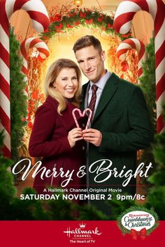 Merry & Bright - a Hallmark Channel Countdown to Christmas Movie starring Jodie Sweetin, Andrew Walker and Sharon Lawrence! : Merry & Bright - a Hallmark Channel Countdown to Christmas Movie starring Jodie Sweetin, Andrew Walker and Sharon Lawrence! Hallmark Channel, Películas Hallmark, Disney Channel, Films Hallmark, Hallmark Holidays, Family Christmas Movies, Hallmark Christmas Movies, Christmas Shows, Holiday Movies