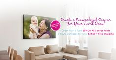 Happy Monday! Enjoy 65% off, 16x20 canvas for $34.99, AND free shipping! #Sale ends 9/20:   http://www.easycanvasprints.com/single-canvas?utm_source=facebook&utm_campaign=SOC3499PLUS65OFF&pcode=2B316C3967492B4C3767395A4F31446256426362414E6A375448644B35666D4D