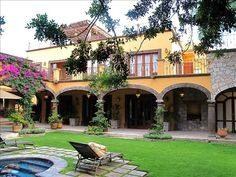 San Miguel De Allende Villa Rental: Large Luxury Villa | HomeAway