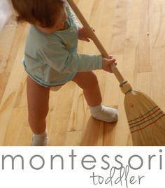 While browsing around, I stumbled on the blog Beautiful Sun Montessori. The page I found talked about Montessori's ten commandments, words of wisdom that obviously were written for a Montessori sch...