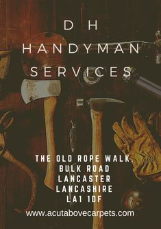 DH Handy Man Services is a well established company based in the Bolton area. At DH Handy Man Services our aim is to provide a professional, reliable and quality service.