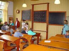 klaslokaal, 1ste klas lagere school