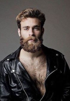 "thelastofthewine: "" kinky-beards: "" Kinky-Beards - The Kinkyest choice of Bearded men "" """