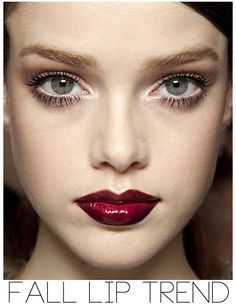 Tips on How to Wear a Berry Lip this Fall!