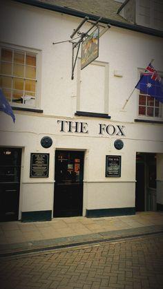 The Fox - historical pub in Church Street