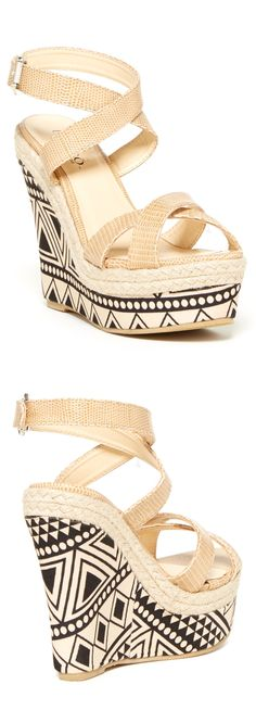 Tribal wedges | design trend