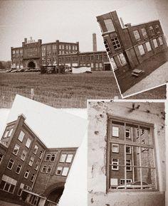 Vanaf augustus zit onze fotostudio in het monumentale Poortgebouw van Enka Ede