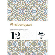 Arabesques Wrap Book, 9,95€, now featured on Fab.