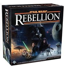 5. Star Wars: Rebellion Board Game This is a must have.