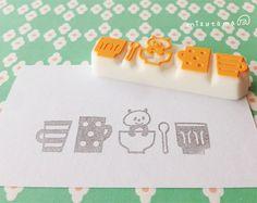 パンダひょっこり。 Stamp Carving, Paper Packaging, Cute Japanese, Rubber Stamping, Blog Entry, Panda, Kawaii, Craft Ideas, Scrapbook