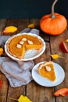 classic pumpkin pie — the farmer's daughter