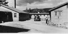 Los Alamos Hospital 1940's  Where I was born.