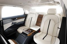Audi A8 exclusive concept – limited run of 50 units Image #210931