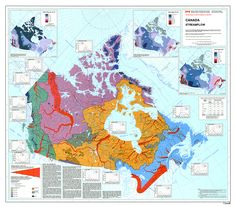 Very Cool Wind Map Cartography Pinterest Wind Map - Major rivers in canada map