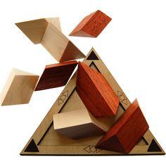 Chêpren   Wood Puzzles   Puzzle Master Inc