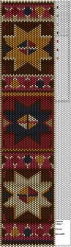Браслетики 2   biser.info - всё о бисере и бисерном творчестве