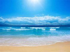 pintura al oleo paisajes playa -