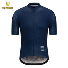 YKYWBIKE 2018 pro team cycling clothing men short sleeve bicycle jersey  Reflective bike shirt Breathable motocross 53fdbace9