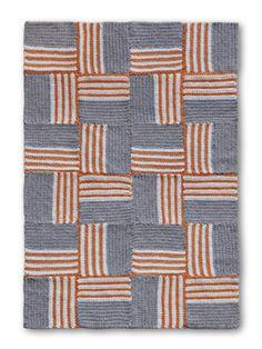 Blue Sky Alpacas – Colorplay Rug - Crochet - free pattern - NEW!