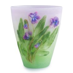 Higuchi: Violetta Vase | Shops at the Corning Museum of Glass