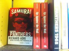 SAMURAI PANTHERS / Richard Aoki ;He was Japanese member of BLACK PANTHER PARTY.