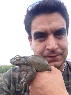 Dr. Gerardo Sandoval Isaac on the Bufo Alvarius Toad and 5-MeO-DMT — Daniel Vitalis