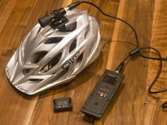 Helmet Cameras 'Black Boxes' for Cyclists