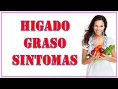 Higado Graso Síntomas - ¿Cuales son los síntomas del Higado graso? - YouTube