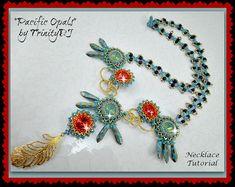 BP-NEC-001 2015  88  Pacific Opals  beadweaving by TrinityDJ