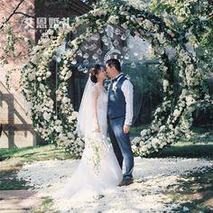 艾恩婚礼·瞳影 By 艾恩婚礼 | 喜结网婚礼灵感、风尚、攻略博客