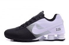 257b18ca4eb Nike Shox Delive Black White Shox Nz Men s Athletic Running Shoes