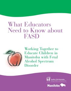 •What educators need to know about FASD by Library via slideshare