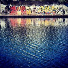 Porto canale #streetart #Rimini