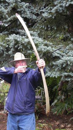 "Archery Long Bow 40 50lb ""The Southwest Lone Wolf's Bow Twin""   eBay"