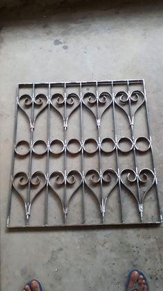 Steel Grill Design, Grill Gate Design, Balcony Grill Design, Steel Gate Design, Iron Gate Design, Iron Window Grill, Window Grill Design Modern, House Window Design, House Gate Design
