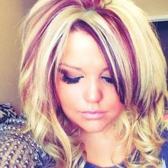 Something like this for my summer hair