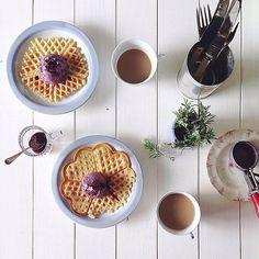 FRICHIC » Interior Inspo: Food Styling