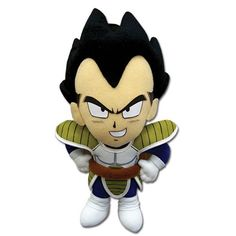 Dragon Ball Z Vegeta 10 Inch Plush Figure