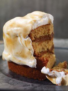 Gâteau S'mores