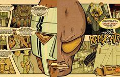 "Madlib Invasion: Madvillain ""ALL CAPS"""