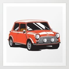 mini cooper car british racing green dessins de voiture pinterest voitures dessins de. Black Bedroom Furniture Sets. Home Design Ideas