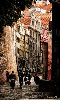 Life in Prague, Czech Republic