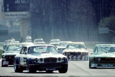 JAGUAR VS BMW CSL