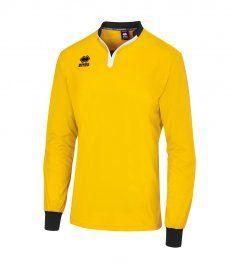 Errea Kids Eloy Long Sleeve Goalkeeper Shirt