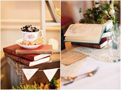 Music Themed Wedding With A Swan Lake Bride