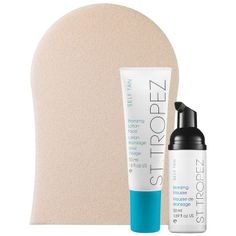 New at : St. Tropez Tanning Essentials Get The Look: Ultimate Tan Kit