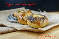 La Cucina di Azzurra: BAGELS…. CON PASTA MADRE!!!!!