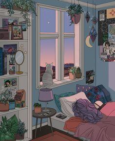 Early Morning by Amidstsilence