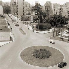 Arouche Square (Largo do Arouche), 1951 - São Paulo, Brazil